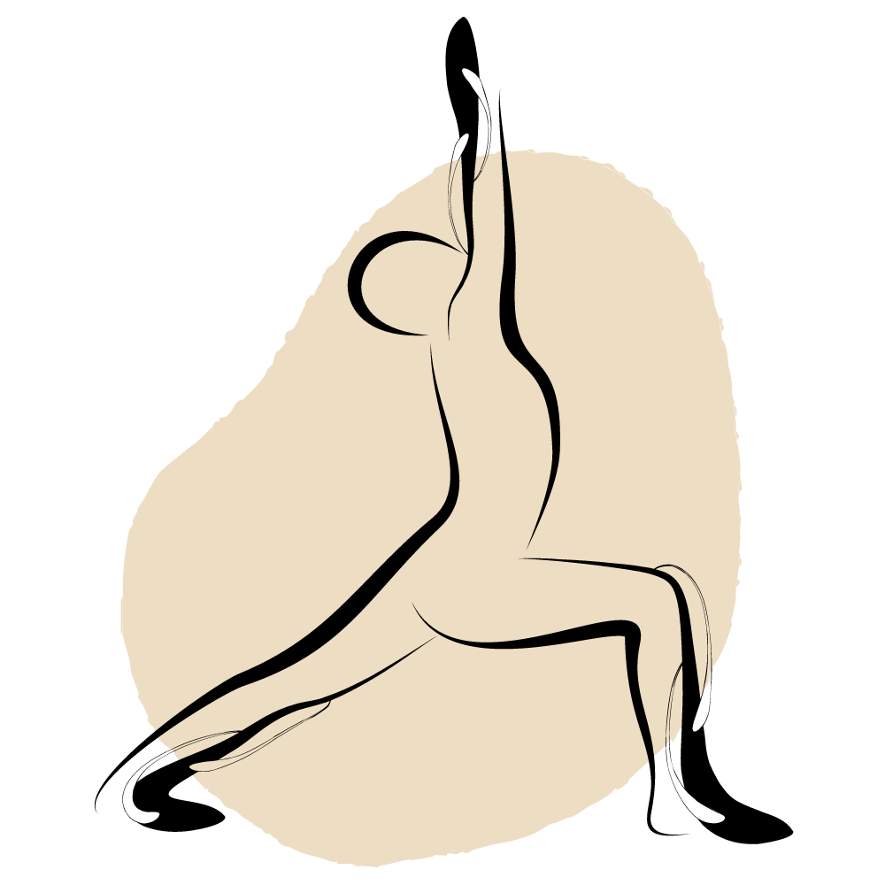 Stretching Icon 3